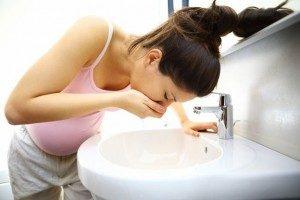 Через сколько после зачатия может быть тошнота. Когда начинается токсикоз после зачатия