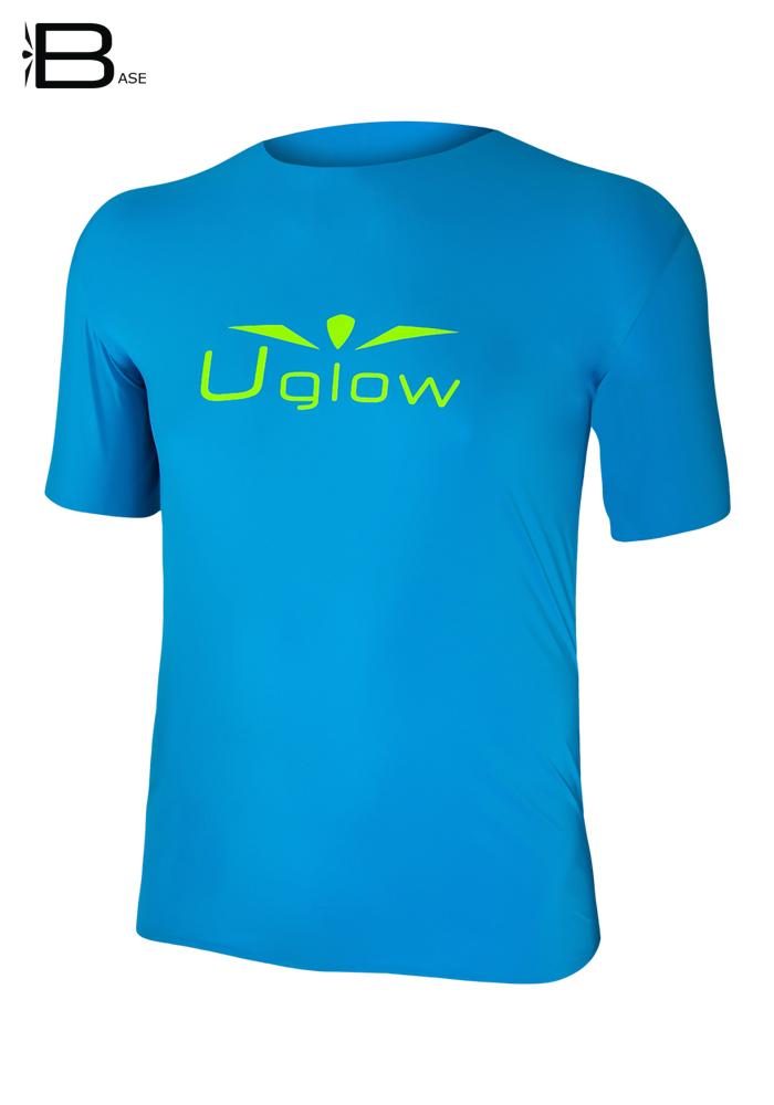 camiseta Uglow base de manga corta para hombre