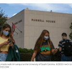 University of South Carolina reverses course - will not require masks to be worn on campus