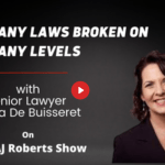 So many laws broken on so many levels -  Senior Lawyer Anna De Buisseret