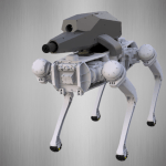 Unmanned Weapons Systems: Oh Great They're Putting Guns On Robodogs Now