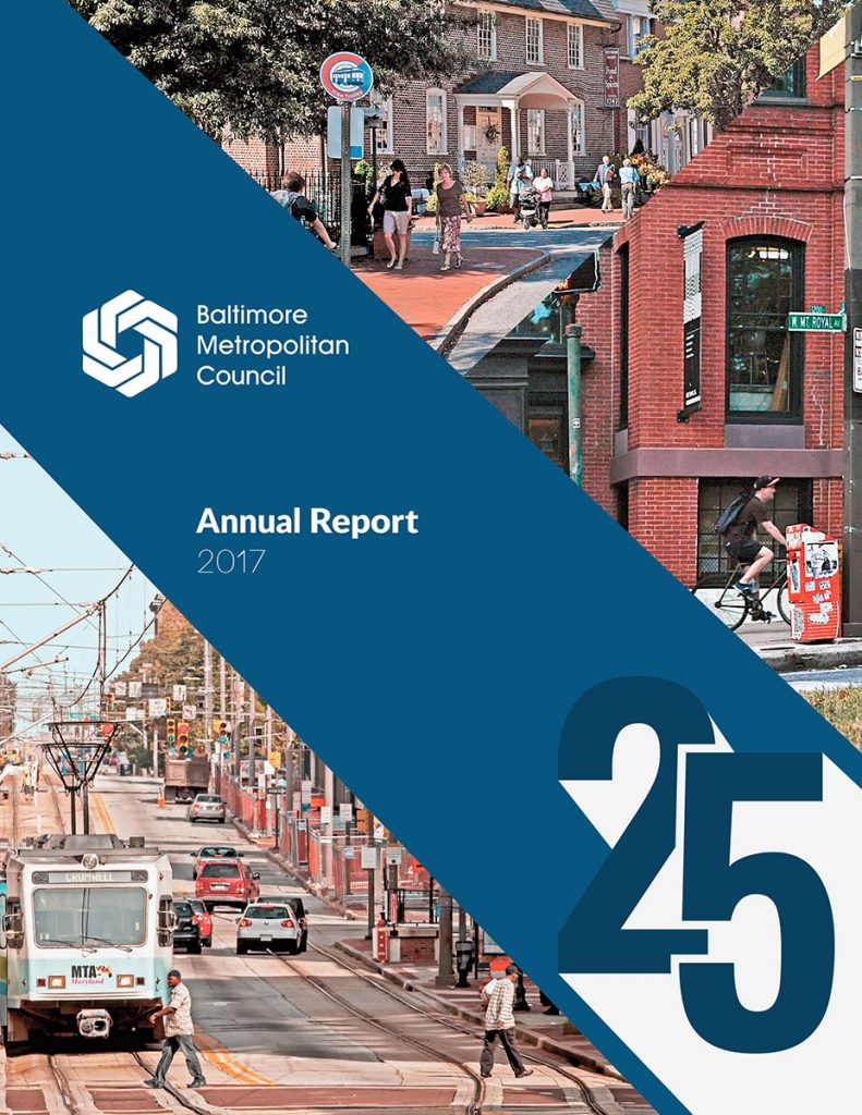 Baltimore Metropolitan Council Annual Report
