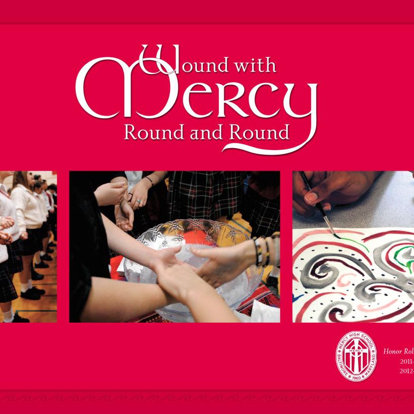 Mercy High School Red Magazine