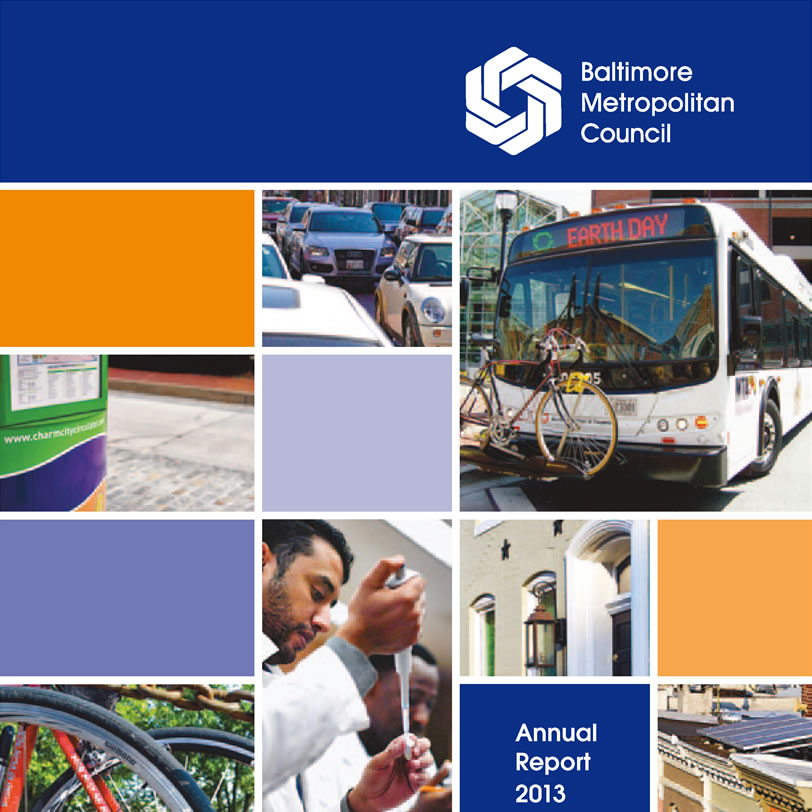 Baltimore Metropolitan Council Annual Report 2013