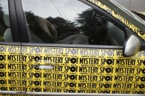 the mystery mobile