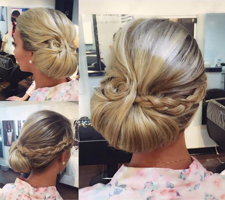 Jameel De Stefano Hair Salon and Spa Updo