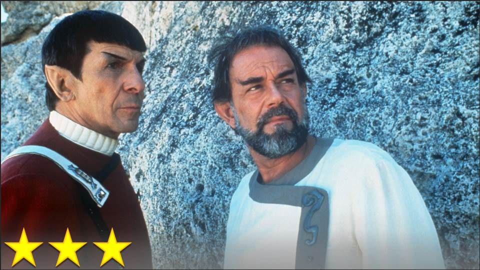 114 Star Trek V Review