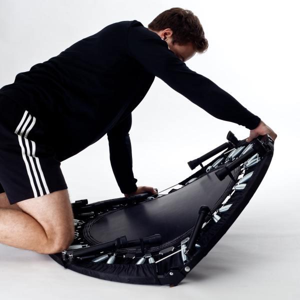 JDK Fitness - HIIT Bounce Pro Rebounder