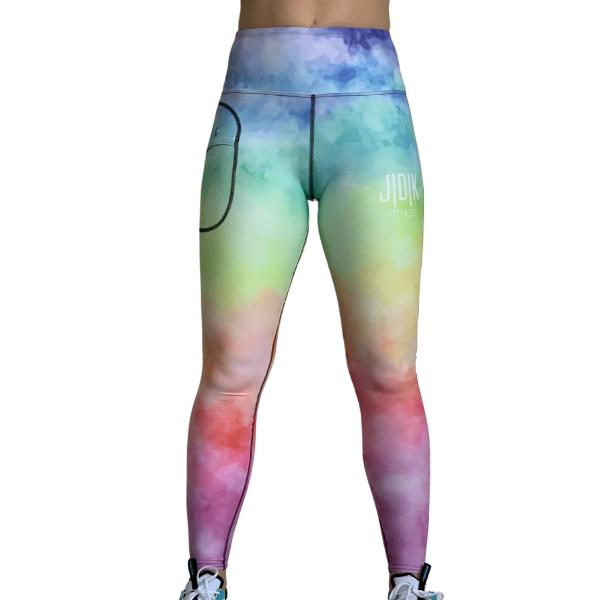 Rainbow Haze Leggings