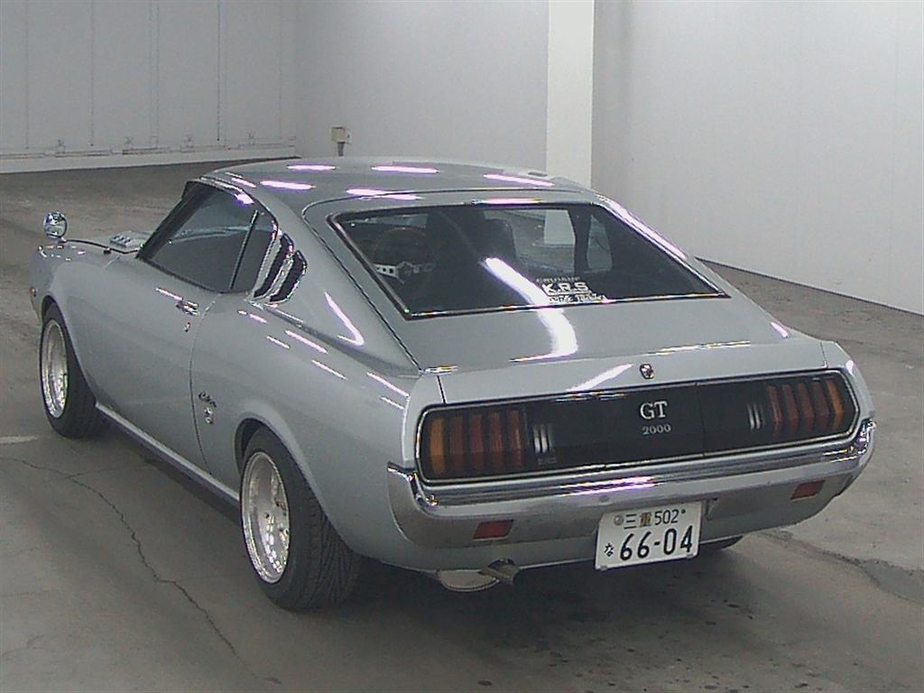 Old School Celica Toyota Classic Jdm Cars With Sale Price 1973 Liftback 2000 Gt Ta22