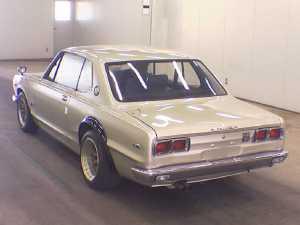 Classic Nissan Skyline - JDM CARS