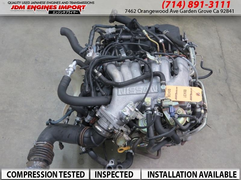 Jdm Infiniti Qx4 Nissan Pathfinder Xterra Frontier 3 3l V6