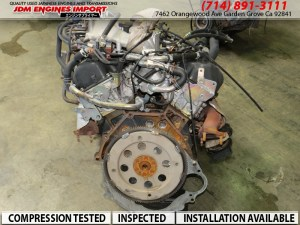 INFINITI QX4 NISSAN PATHFINDER XTERRA FRONTIER 33L V6