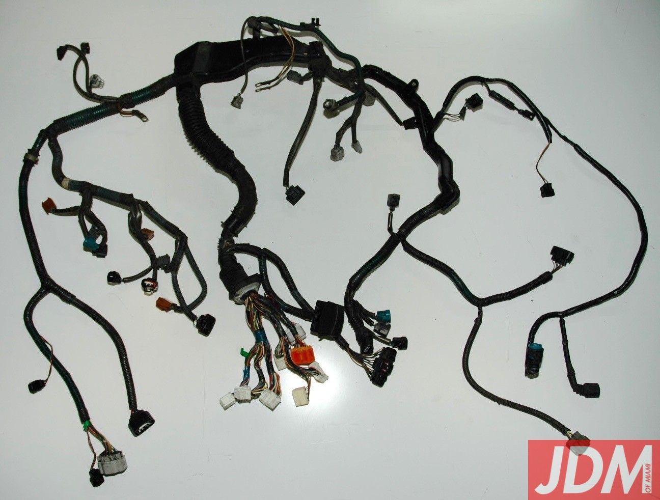 Wiring Engine At Jdm Of Miami