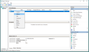 Installing Ubuntu 16 04 On A Hyper-V VM (The Long Way) – JD Moore