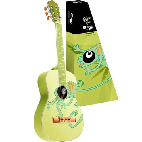 Akustisk barngitarr