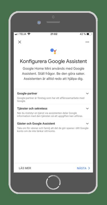 Google Home - Google Assistent