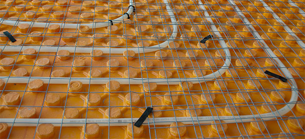 Wet System Underfloor Heating - Which?