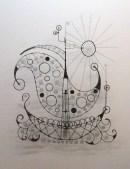 Prayer Machine #076 by James Paterson