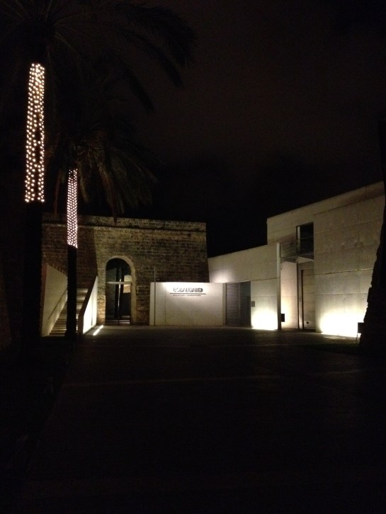 Es Baluard @Night