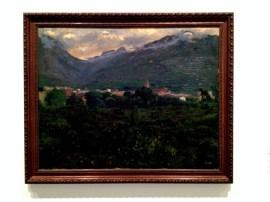 Joan Fuster Bonín - Paisatge de Biniaraix 1912