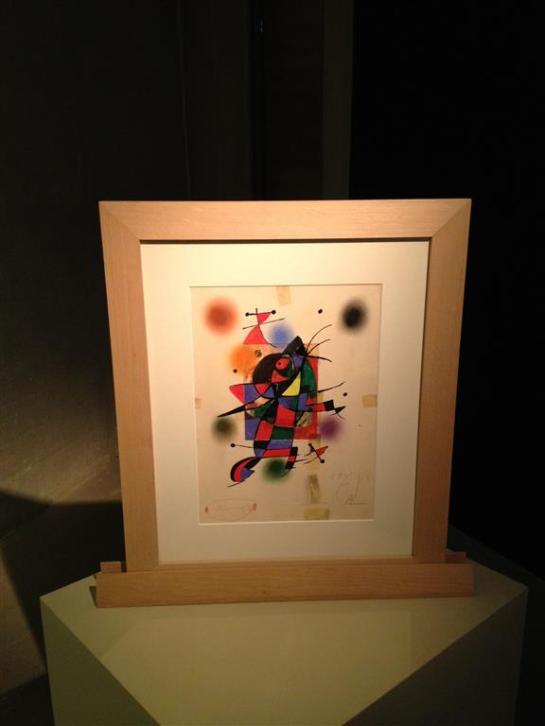 Fundacio Miro - Gaudi Series