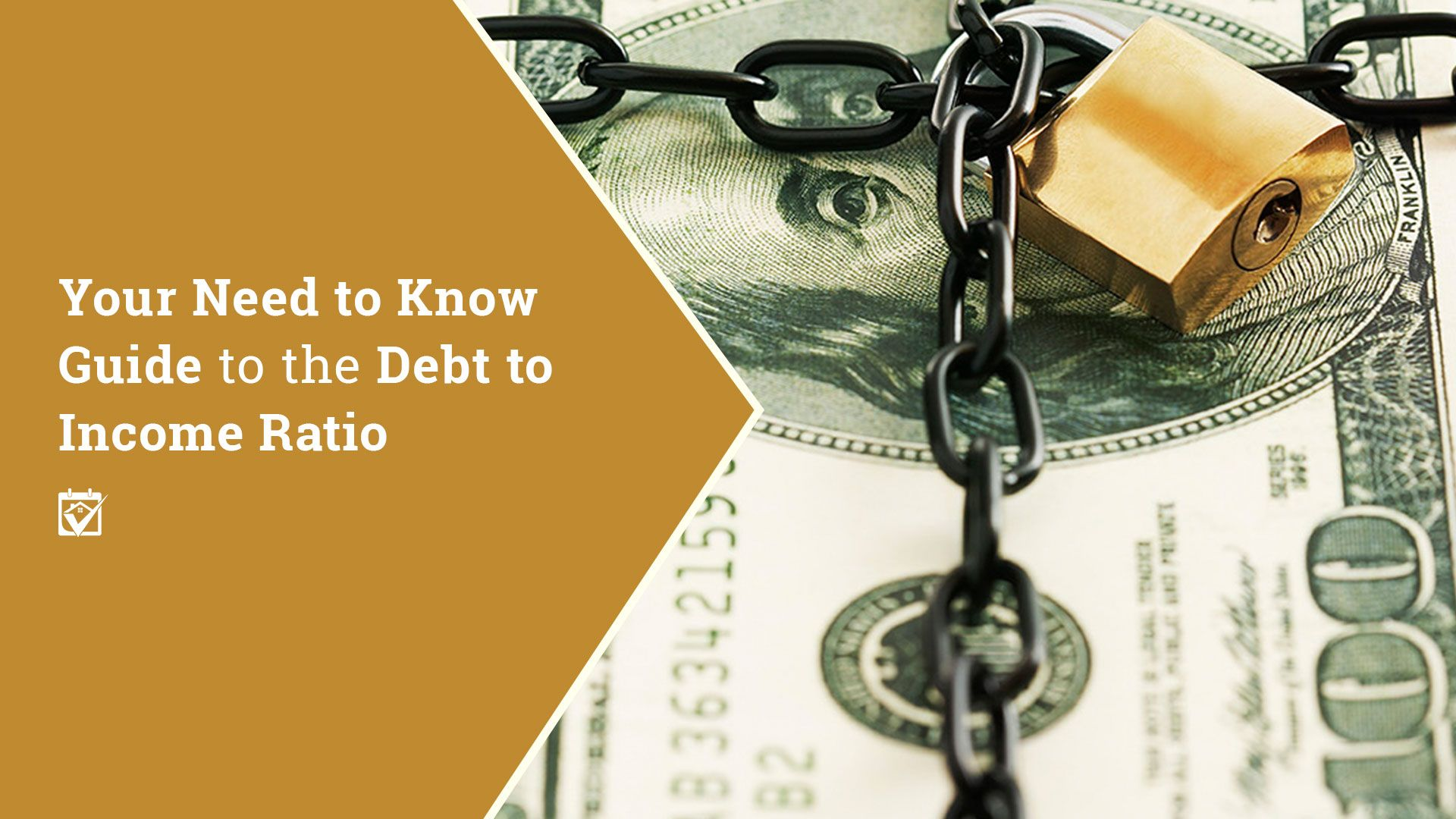 First Time Home Buyers & Debt To Income Why It's So Important