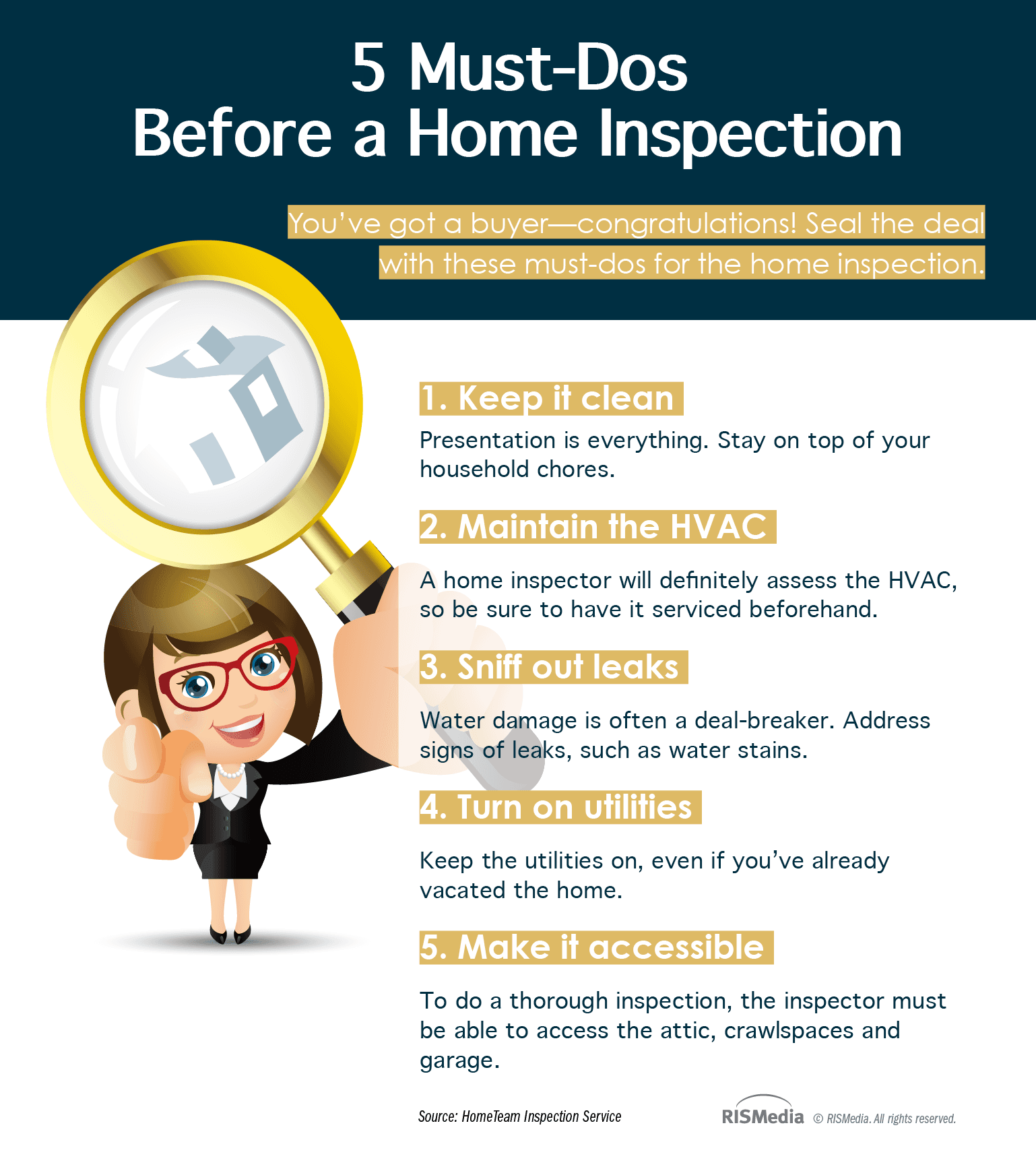 Important Advice On 5 Things You Must Do Before A Home Inspection