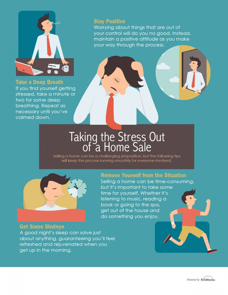 Take the stress out of a home sale