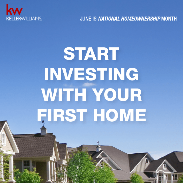 Start Investing With Your First Home