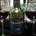 Vinho Trumpeter Malbec 2012