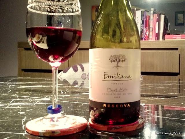 Tinto Chileno Pinot Noir