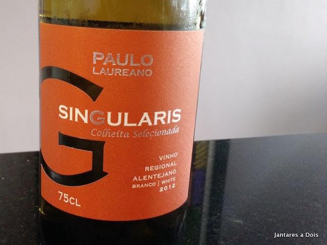Singularis 2013: Vinho Branco Português