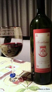 Vinho Tinto Ancellotta