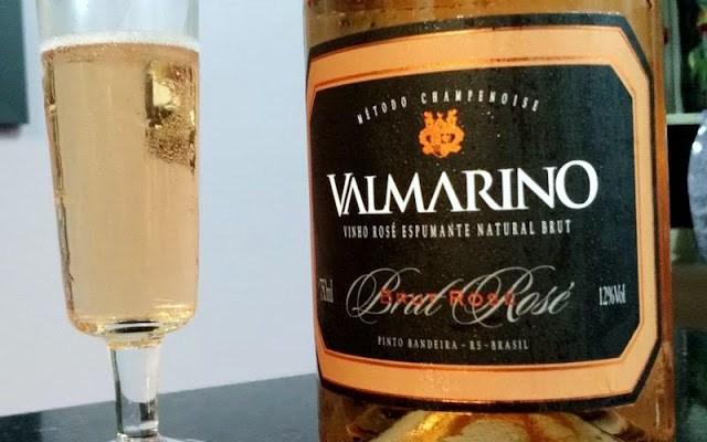 Espumante Valmarino Rosé 2012, Um dos Ícones da Serra Gaúcha