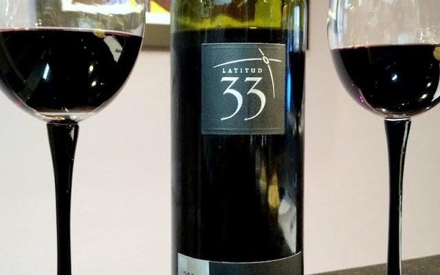 Malbec Argentino Latitud 33º