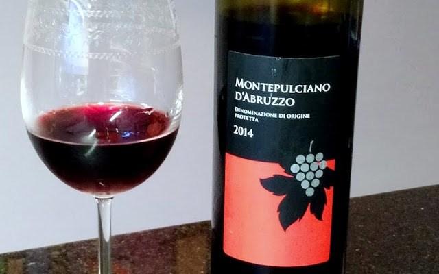 Vinho Italiano Montepulciano D'Abruzzo