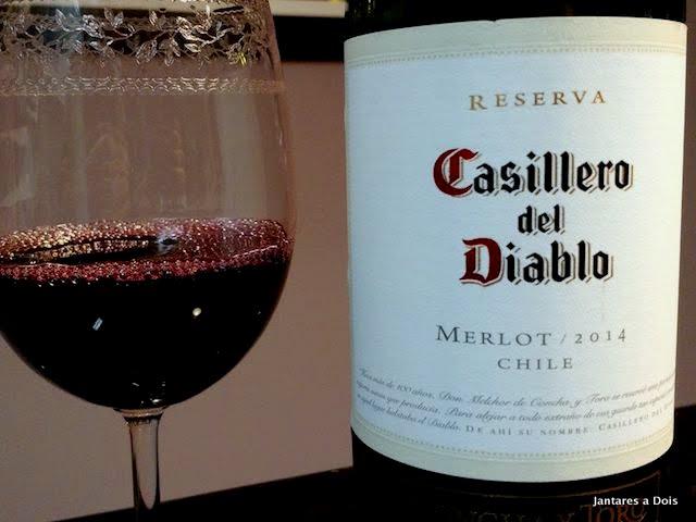 Casillero del Diablo Merlot 2014