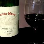 Tinto Don Luís Merlot – Viña Cousino-Macul