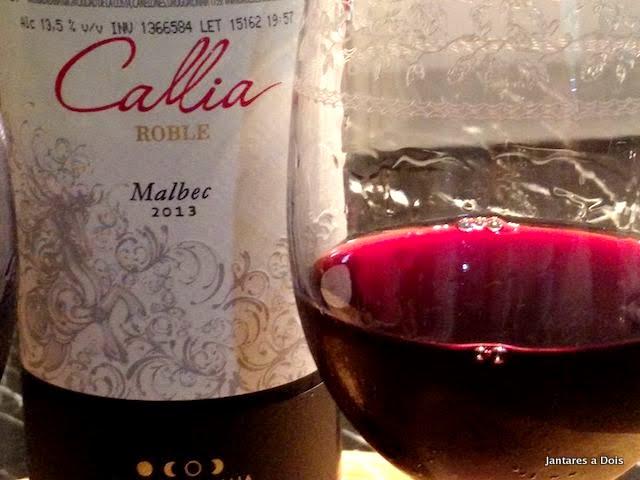 Callia Roble Malbec