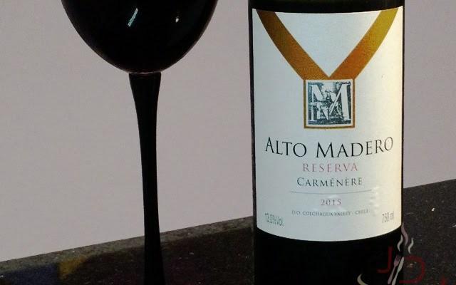 Tinto Alto Madero Carménère