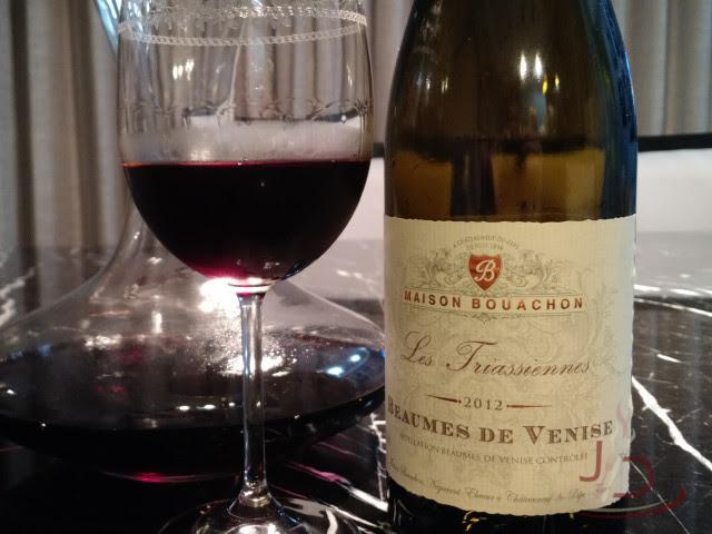 foto vinho Les Triassiennes