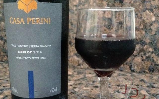 Vinho Casa Perini Merlot