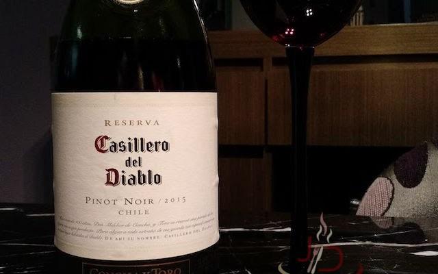 Pinot Noir da Concha y Toro