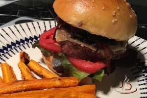 Hambúrguer de contrafilé
