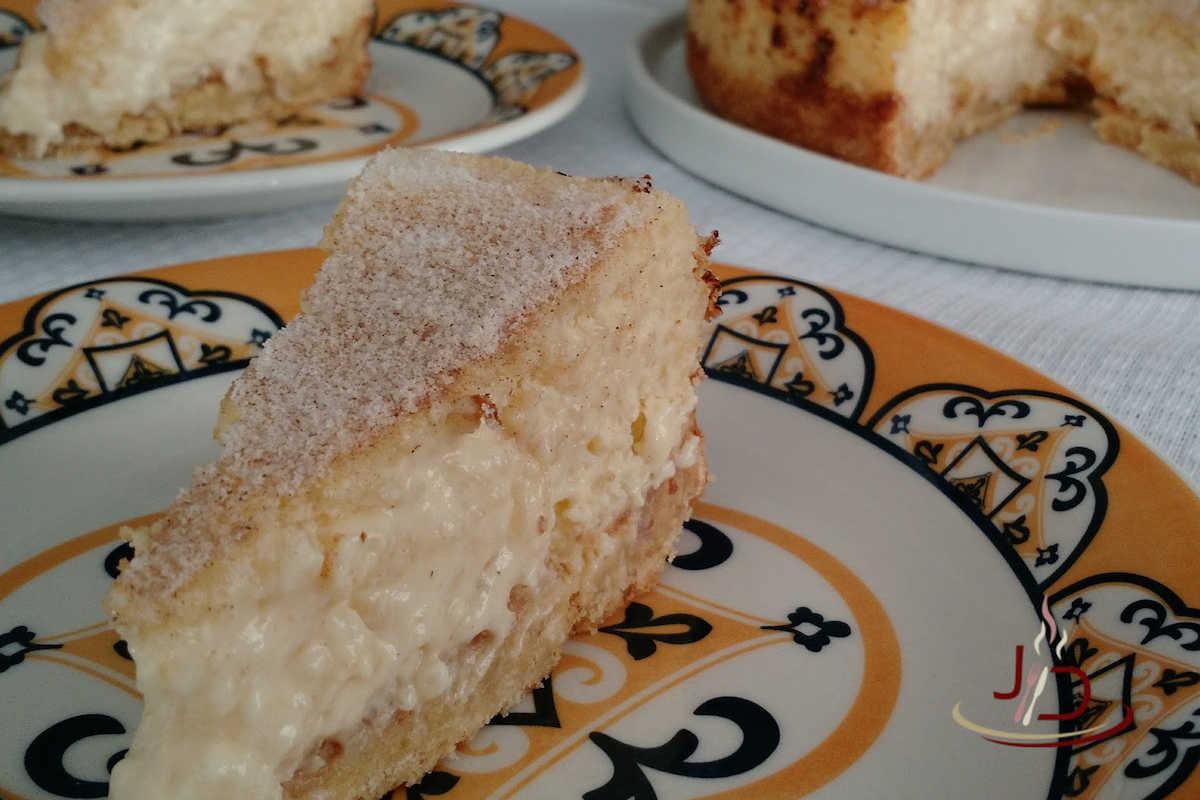 Torta de Arroz Doce