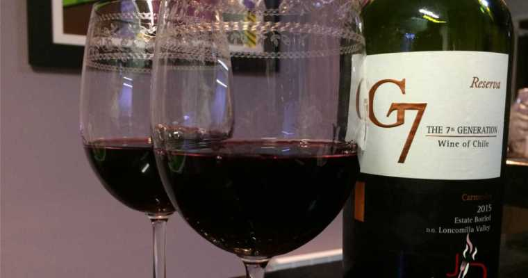 Vinhos carménère são leves e suaves