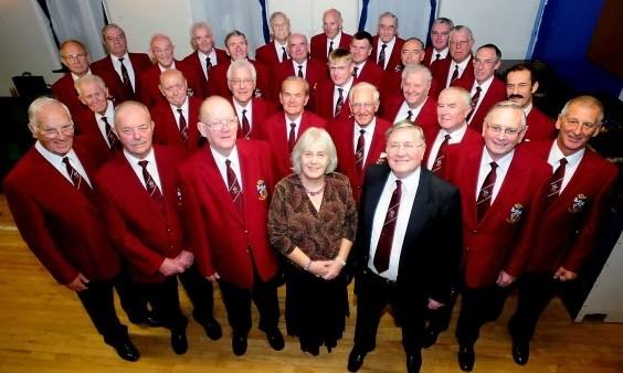 Exeter Police Choir