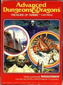Advanced Dungeons & Dragons: Treasure of Tarmin sur JDRPG.FR