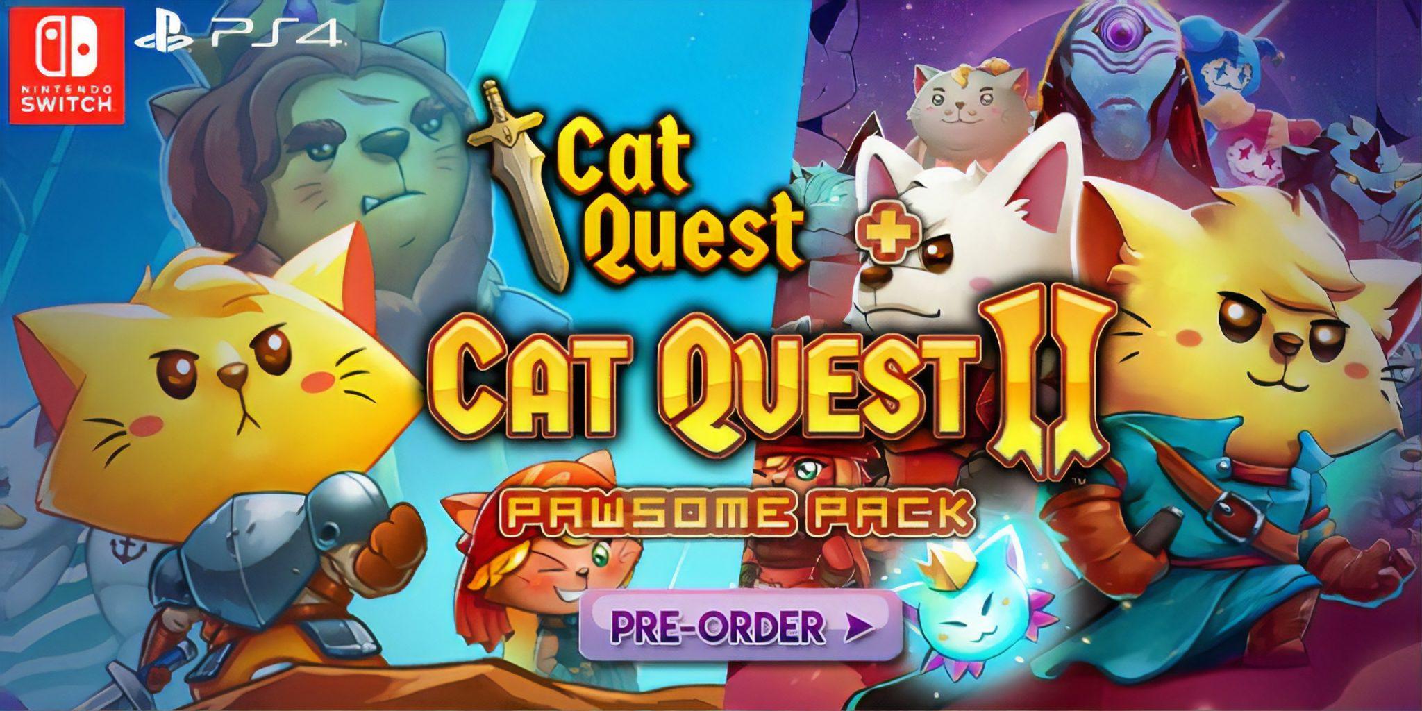 RPG / Cat Quest + Cat Quest II Pawsome Pack